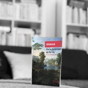 Livre Sénèque De La Brièveté de la vie