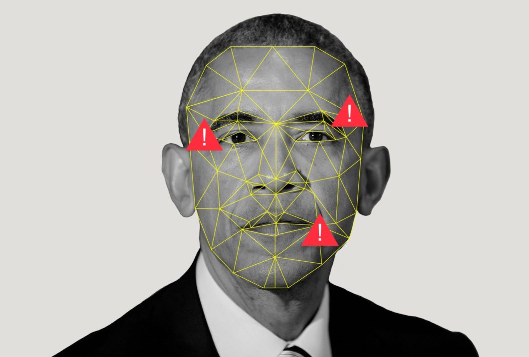 Obama - Deepfake - Facial Recognition