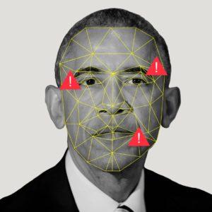 Obama - Deepfake - Facial Recognition