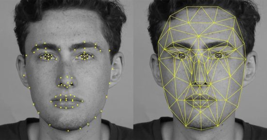 Detection de visage graçe au deep learning (facial landmarks)