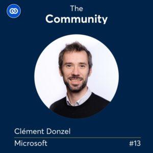 Podcast Nonli The Community - Épisode 13 - Invité Clément Donzel - Head of Social Media Microsoft France