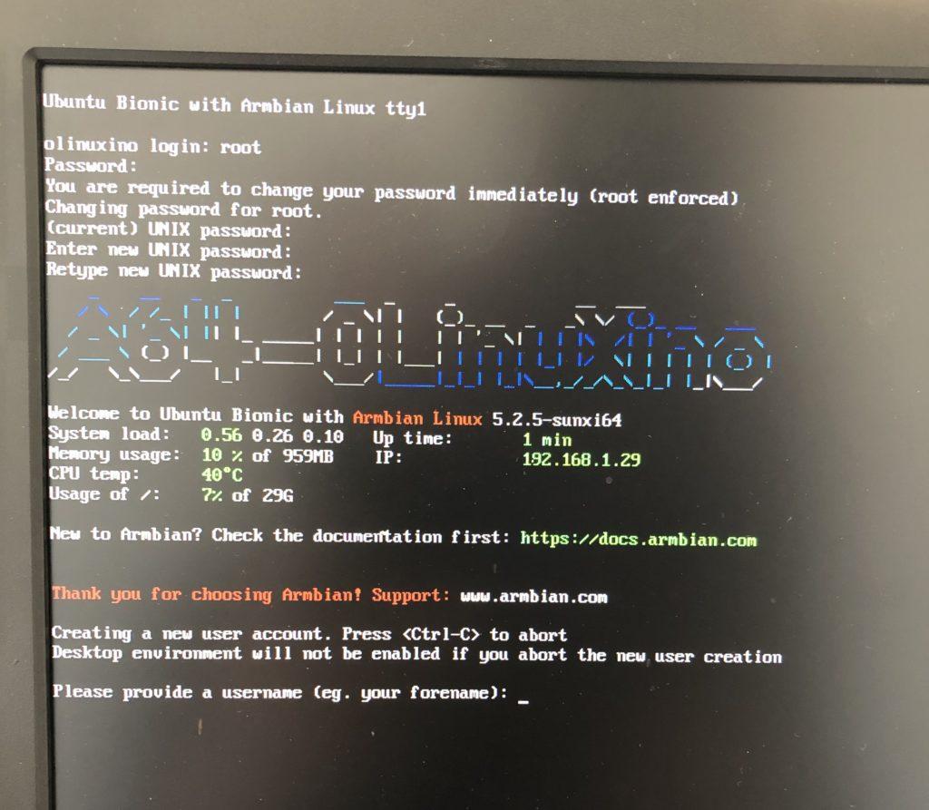 Installation du logiciel visioconference Jisti Meet sur Olimex